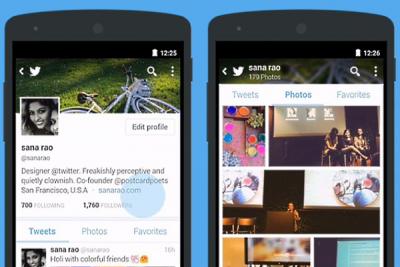 Selepas Update, Twitter Untuk Android Miliki Wajah dan Fitur Baru