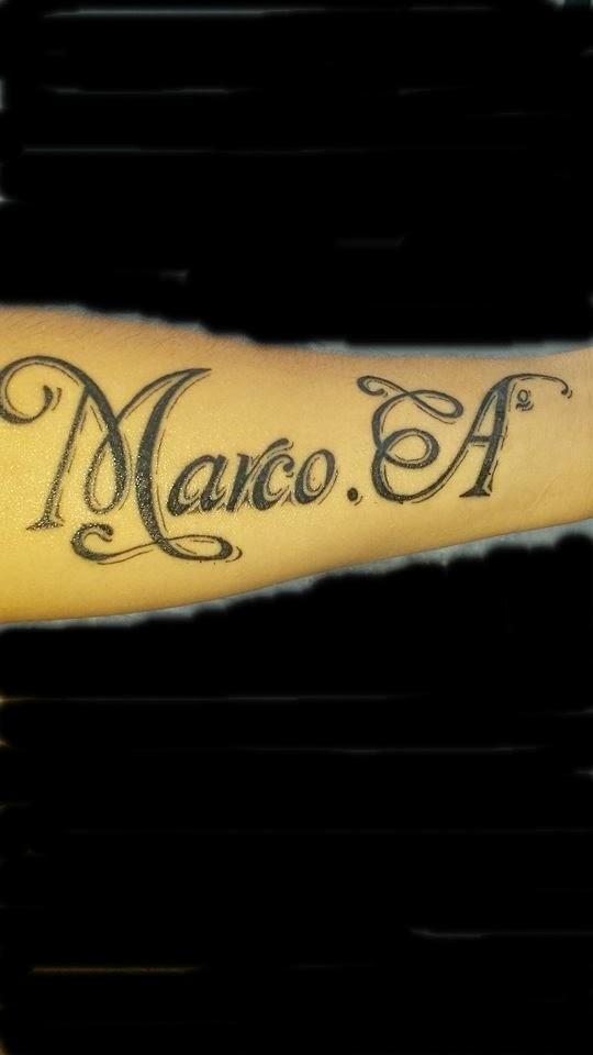 J.L -Tattoo: tatuajes coria del rio