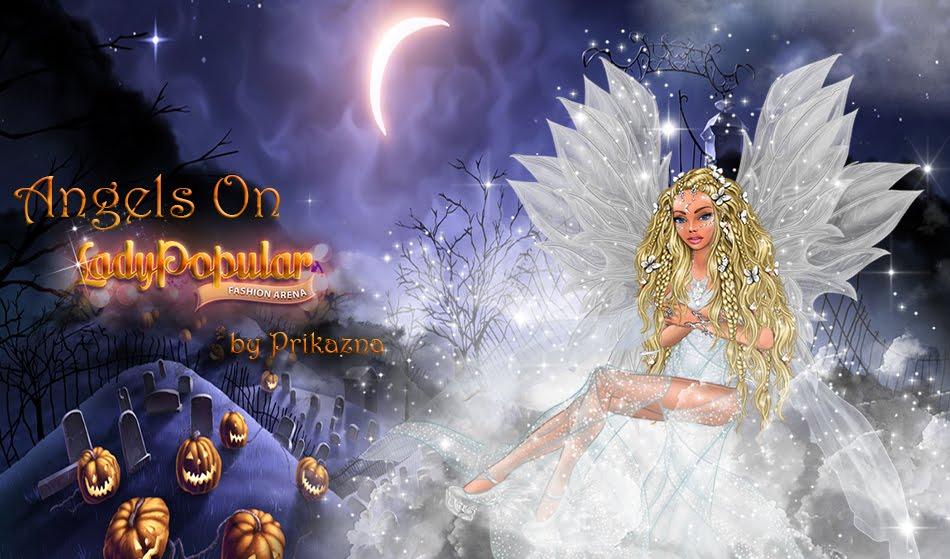 Angels On LadyPopular by Prikazna