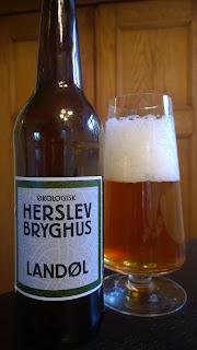 Landøl fra Herslev Bryghus