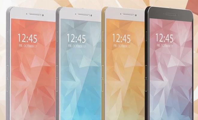 Galaxy S6 terá contará com traseira de vidro
