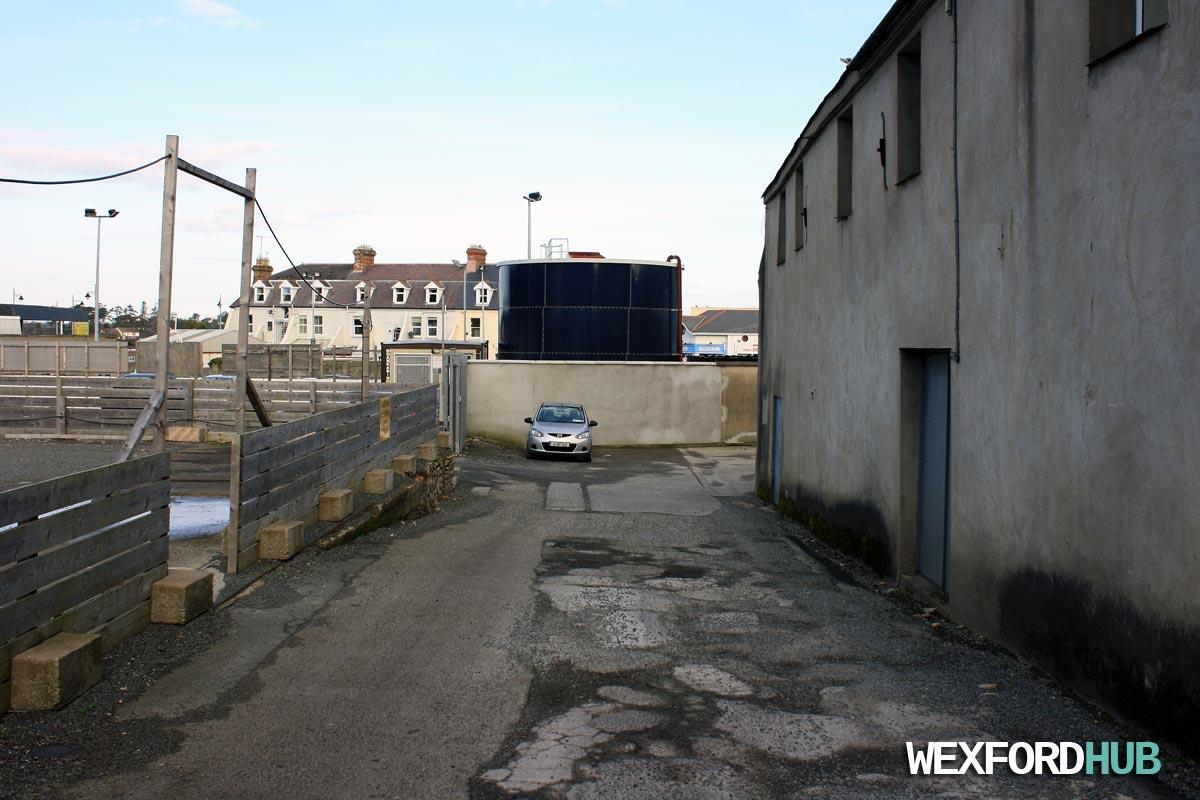 Kaats Lane, Wexford