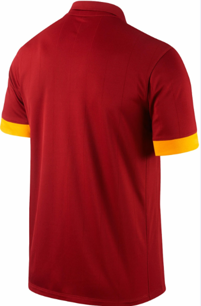 Roma Home Soccer Jersey 14-15