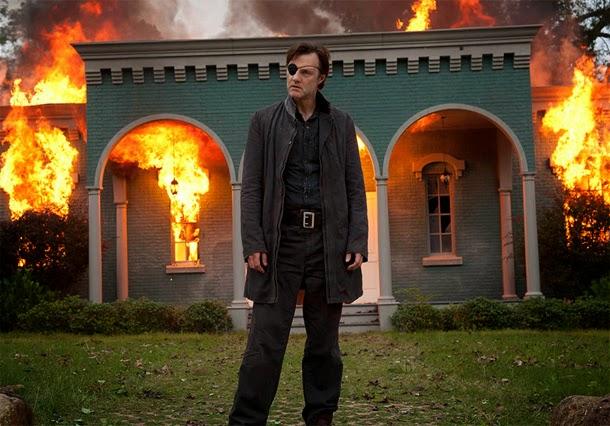 El Gobernador The Walking Dead 4x06