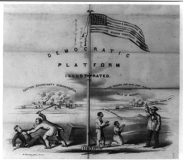 an argument in favor of the kansas nebraska act Bleeding kansas was a series of events that occurred in kansas during the years 1853 and 1861 following the kansas-nebraska act, the unorganized territory of nebraska was to be divided into .