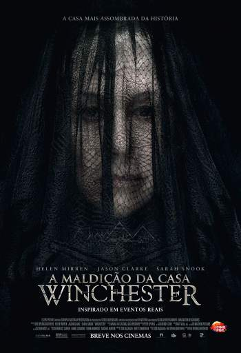 A Maldição da Casa Winchester Torrent - BluRay 720p/1080p Dublado/Legendado
