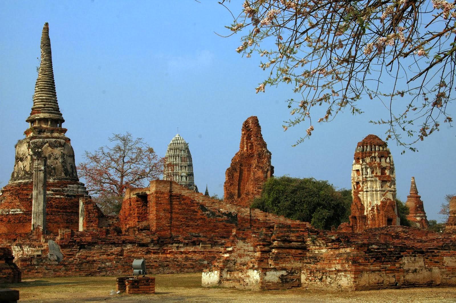 Ayutthaya, 14th-18th Century