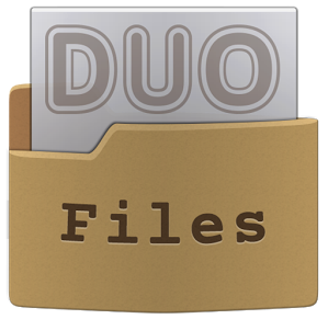 Duo: Holo File Manager Pro v1.0.20140425