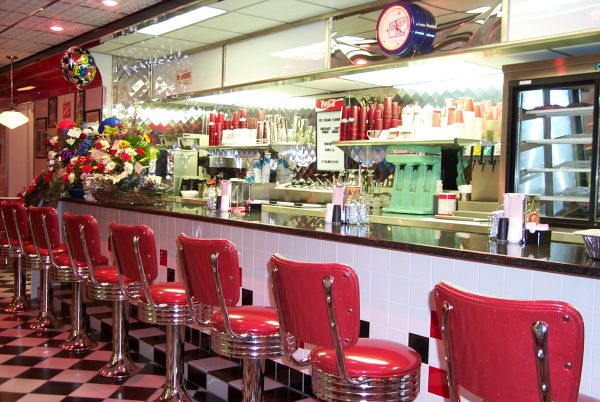 Linda S Peaceful Place Vintage Diner