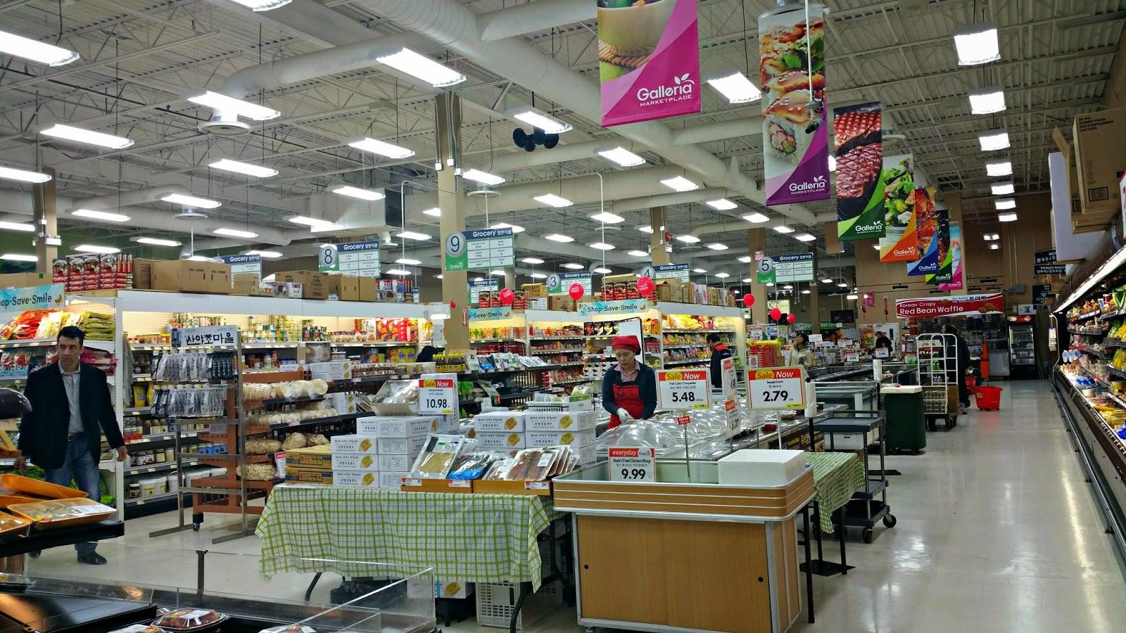 galleria supermarket toronto 865 york mills rd retail t. Black Bedroom Furniture Sets. Home Design Ideas