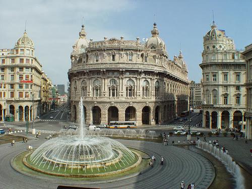 Turismo en Génova, Italia