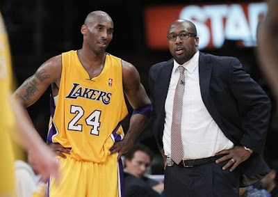 Lakers Fired Mike Brown - Kobe Bryant Mike Brown No More