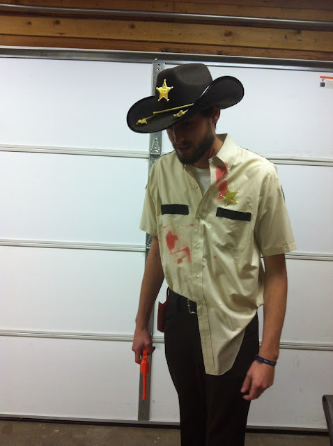 Walking Dead, Rick Grimes, Rick, Walking Dead Halloween