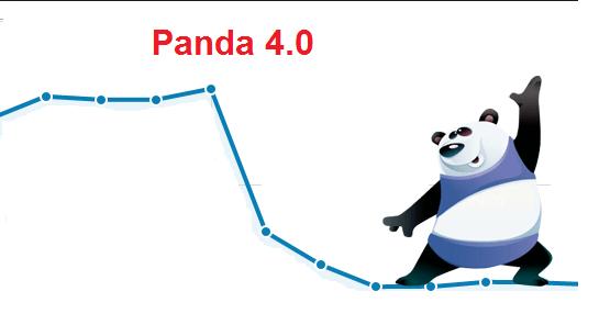 cập nhật thuật toán Panda 4.0