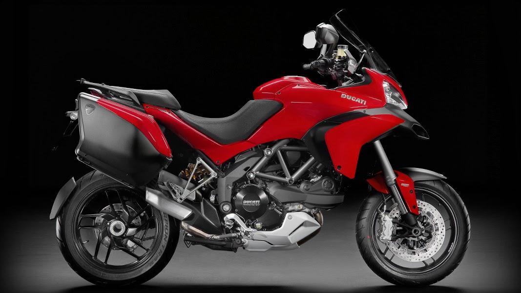 Ducati Multistrada 1200 S Touring - Giá : 35,888 USD