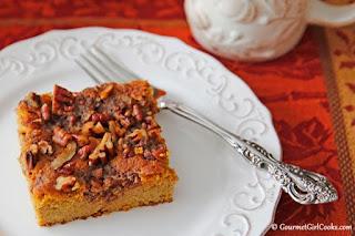 almond-flour-pumpkin-cake