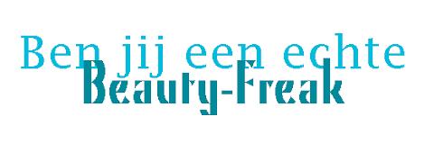 TAG: Ben jij een echte beauty-freak