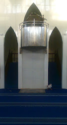 Mimbar Ayahnda, Masjid Ulu Melaka, Langkawi 2012