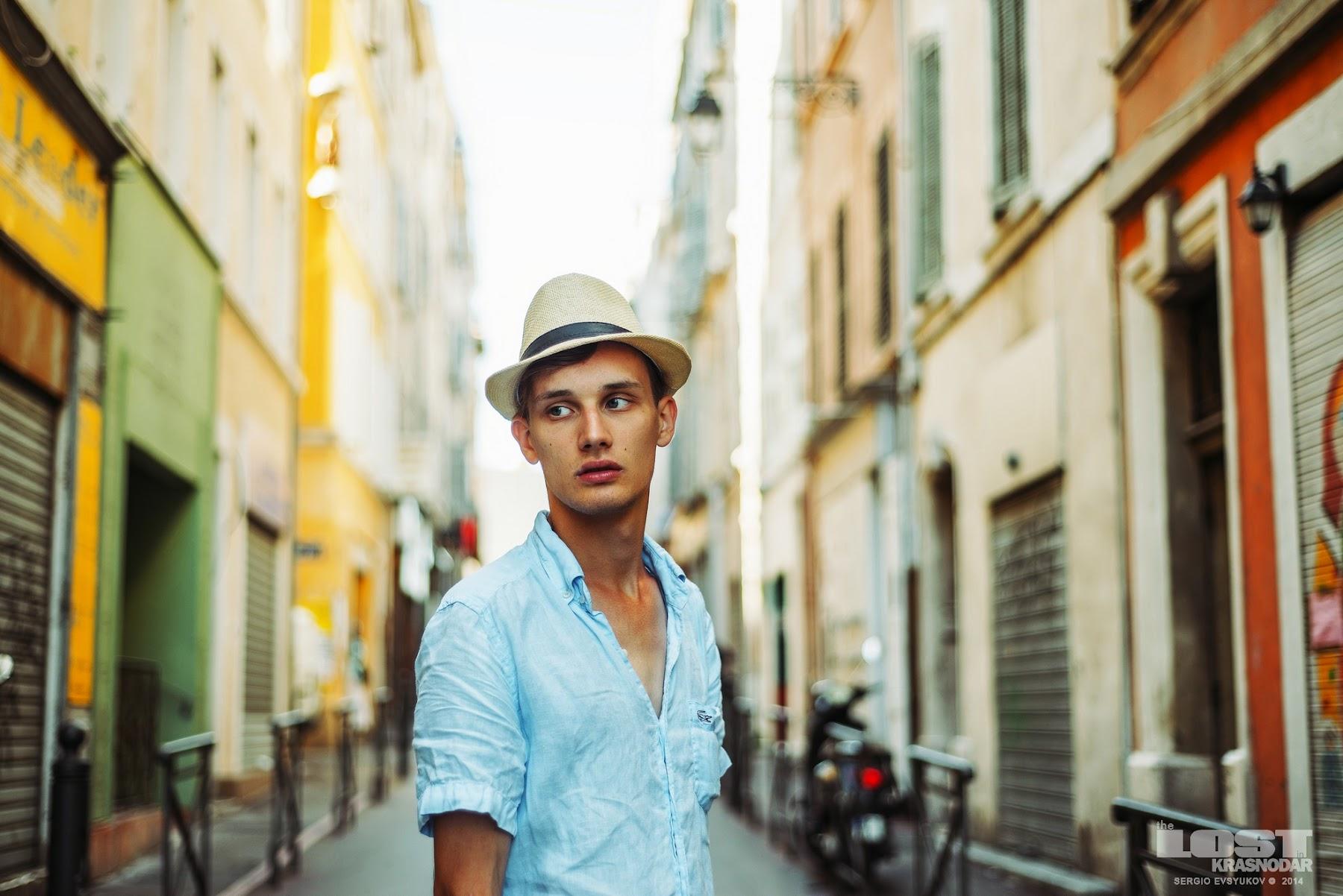 Фотосет в Марселе