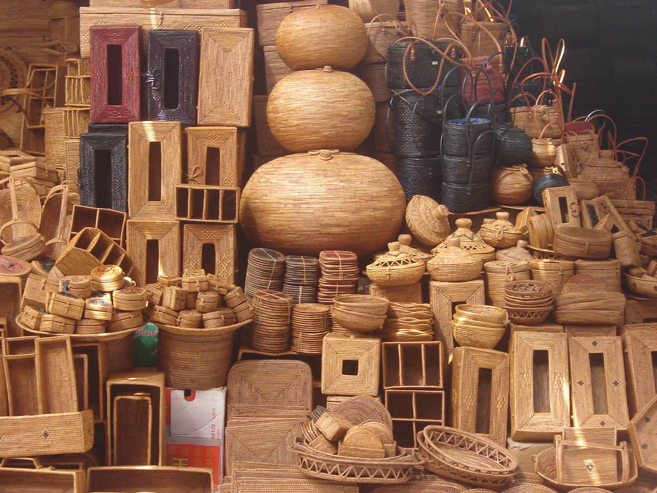 Cane Crafts Bangalore