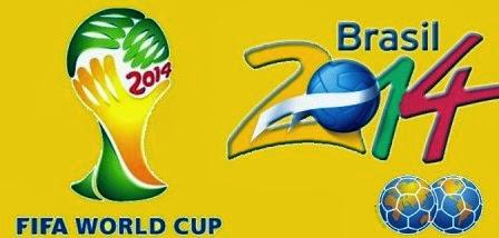 Jadwal Piala Dunia 2014 Brasil babak 16 besar