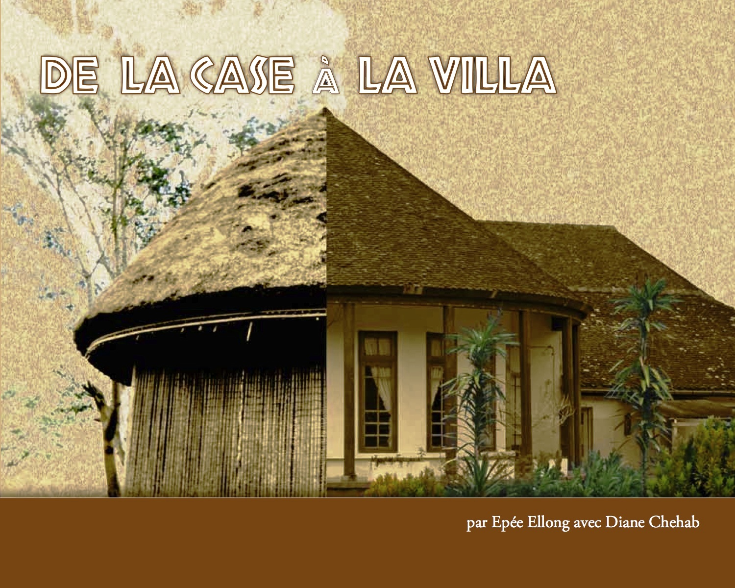 De la case a la villa from the hut to the modern home for Architecture africaine