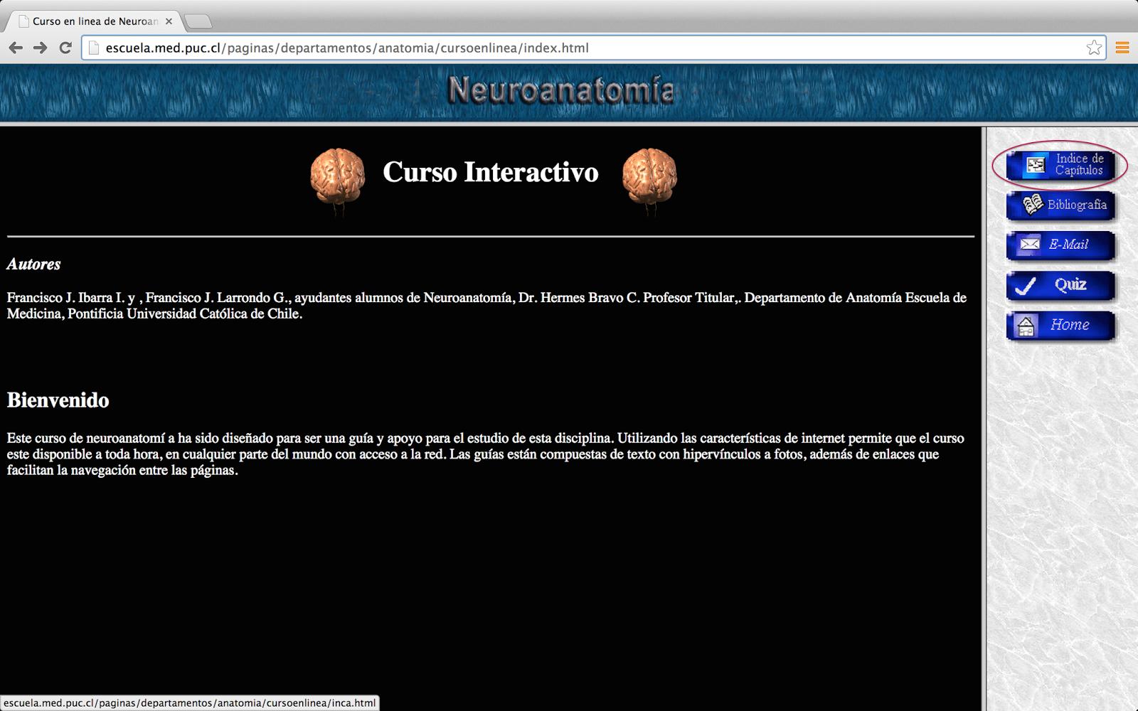 Fantástico Anatomía Y Fisiología Sitios Web Interactivos Galería ...