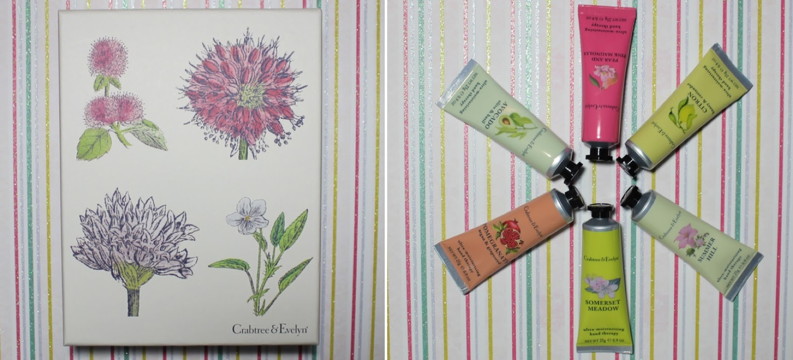 crabtree and evelyn gift set 2015