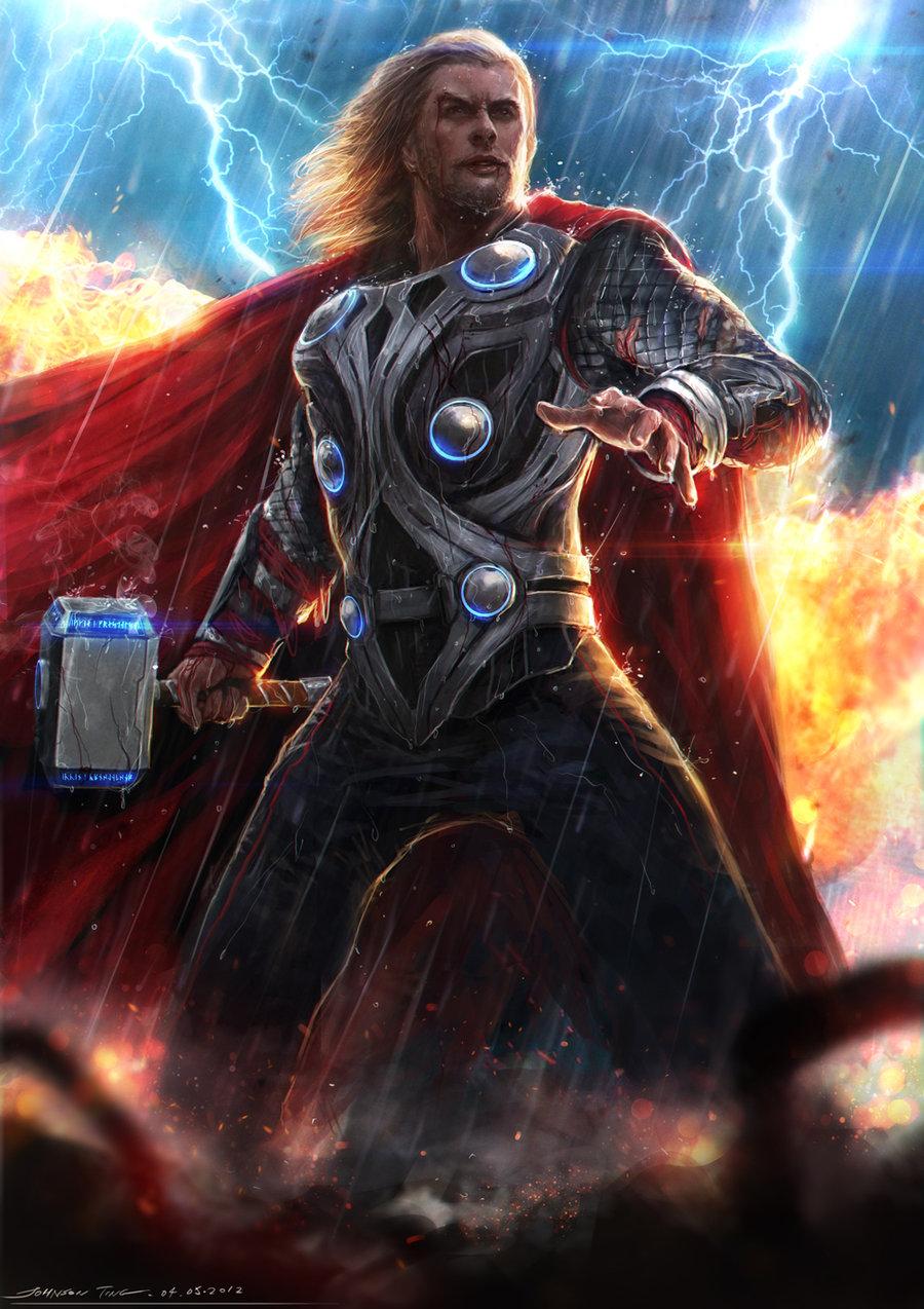 the avengers thor - photo #5