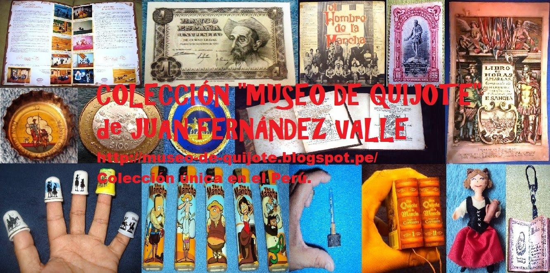 """Colección """"Museo de Quijote"""" en Lima"""