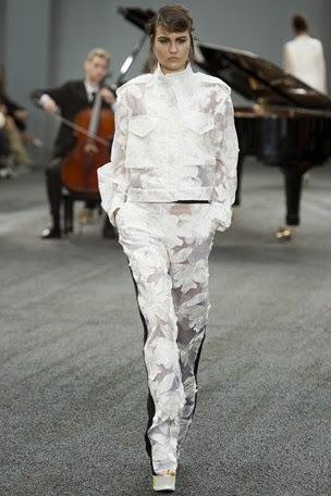 September 2013: London Fashion Week: Spring/Summer 2014