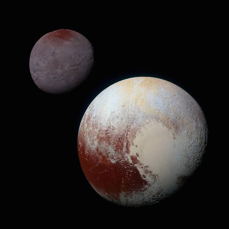 "La NASA considera a Plutón como un ""planeta enano que gira alrededor del Sol"""