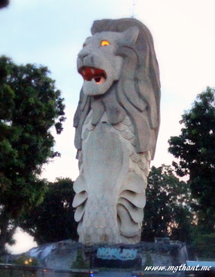The-Merlion-Singapore-Symbol