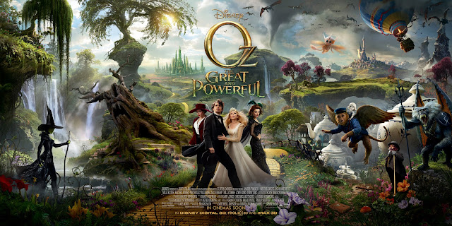 Oz the Great and Powerful American Disneys fantastical adventure Film by Walt Disney Pictures