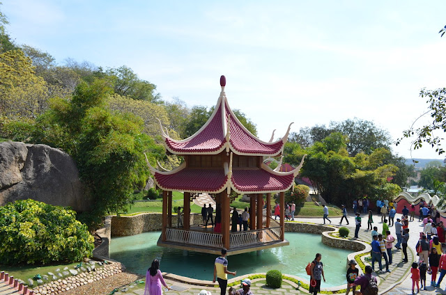 Japanese Garden, Ramoji Film City, Hyderabad
