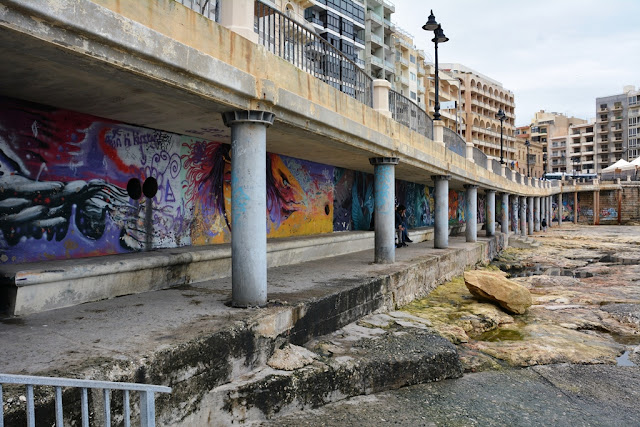 Graffiti St. Julians