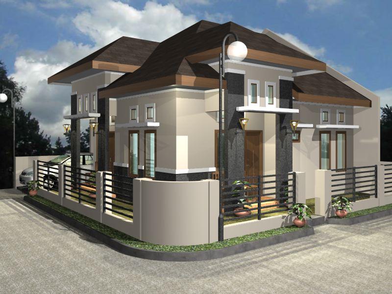 ... Rumah Sederhana » Gambar desain Rumah sederhana dan minimalis modern
