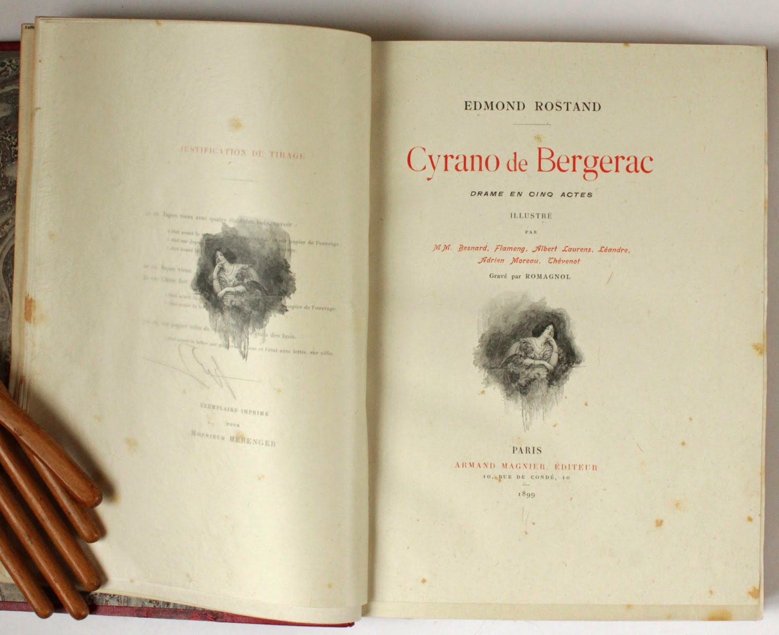 an essay on cyrano de bergerac by edmond rostand In the play cyrano de bergerac by edmond rostand, the antagonist cyrano is an eloquent, charming, and abrasive man whose extremely large.