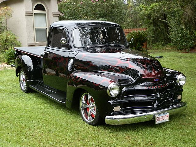 1954 chevy truck custom cheap trucks for sale