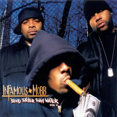 Infamous Mobb – Blood Thicker Than Water Vol. 1 (CD) (2004) (FLAC + 320 kbps)