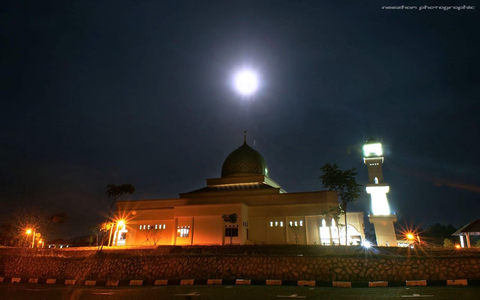 Masjid Al Barakah Wakaf Tapai, Marang