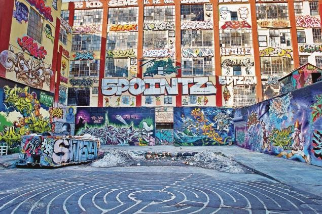 The IPKat Graffiti Artists Use Moral Rights To Prevent Building - Amazing graffiti alters perspective space
