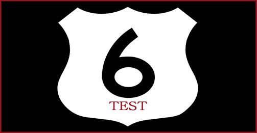 Το Τεστ Του ''6'' - Όσο κι Αν Προσπαθήσεις Δε θα τα Καταφέρεις