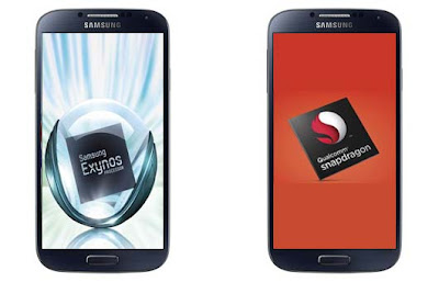 Samsung S4 Differences Quad Core vs Exynos Octa