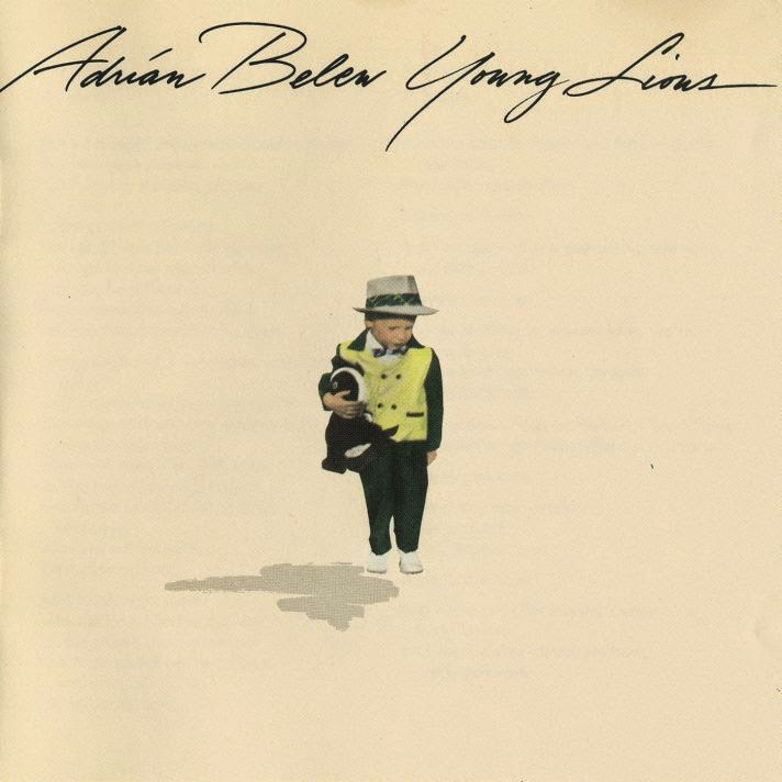 Adrian Belew Young Lions
