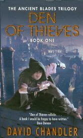 cover of Den od Thieves