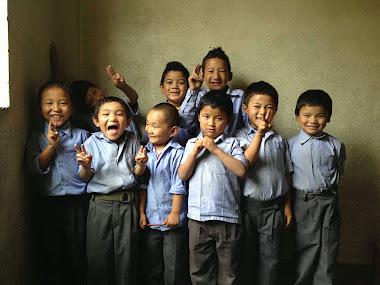 Orfanotrofio Tashi Boarding School - Katmandu