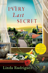 My forthcoming mystery novel, Every Last Secret: A Mystery, winner of the Malice Domestic Award