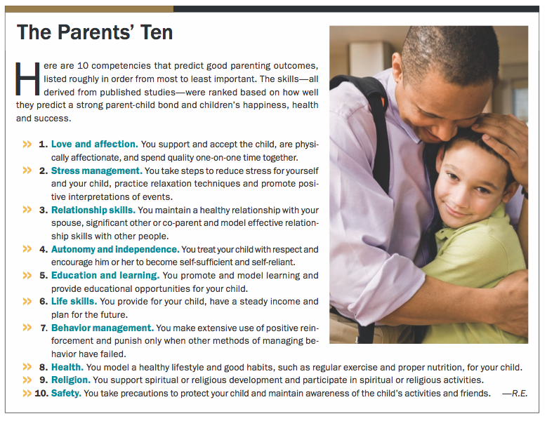 good parent essay The parent statement: what not to much has been written about how to write a parent statement or essay for your child's is a good suggestion for parent.