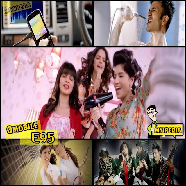 qmobile e95 pakistan idol